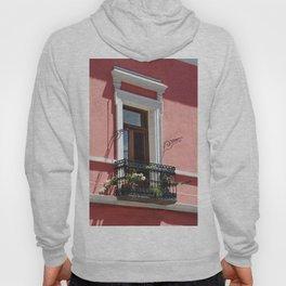 Balconies of Puebla  Hoody