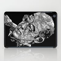 hunter s thompson iPad Cases featuring Hunter S Thompson by Andy Christofi