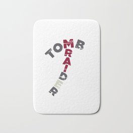 Tomb Raider Axe Bath Mat