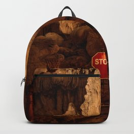 Stop! Backpack
