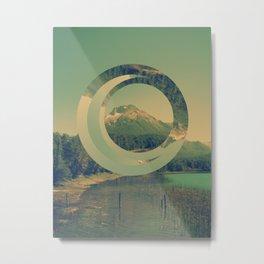 GEO - Tronador Metal Print