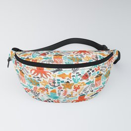 Pirates In The Deep Fanny Pack