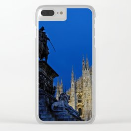 Night Watch Clear iPhone Case