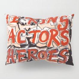 The Globe Theatre Pillow Sham