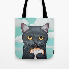 BEIGNET ALL DAY Tote Bag