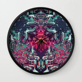 Astronaut Candy Wall Clock