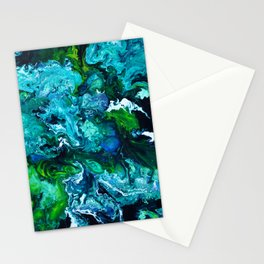 Mon hypocampe Stationery Cards