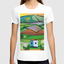 Tea Plantation T-shirt