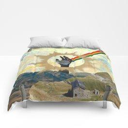 Reaching to Enlightenment Comforters
