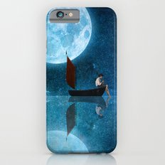 The Moon and Me iPhone 6 Slim Case