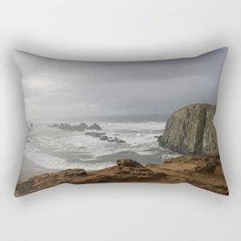 Oregon Coast #3 Rectangular Pillow