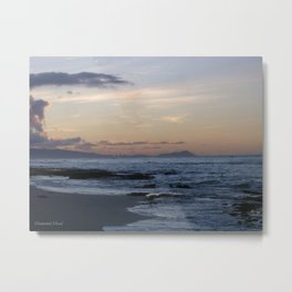 Diamond Head, Hawaii Metal Print