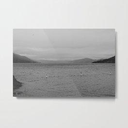 okanagan lake Metal Print