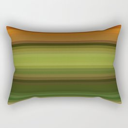 Re-Created Spectrum LVIII by Robert S. Lee Rectangular Pillow