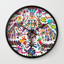 Mexicanitos al grito - Tenangis Wall Clock