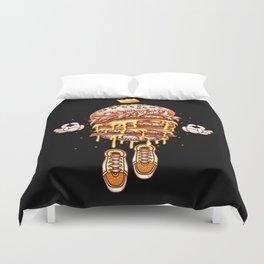 King Burger Duvet Cover