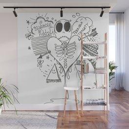 weirdom Wall Mural
