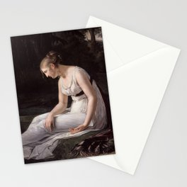Melancholy, Constance-Marie Charpentier, 1801 Stationery Cards
