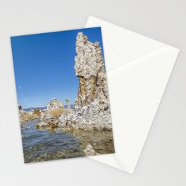 Mono Lake Tufa, No. 1 Stationery Cards