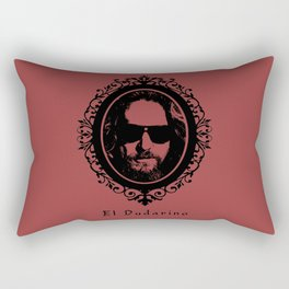 El Dudarino Rectangular Pillow