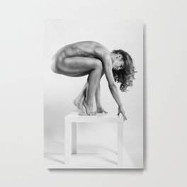 bodymusic Metal Print