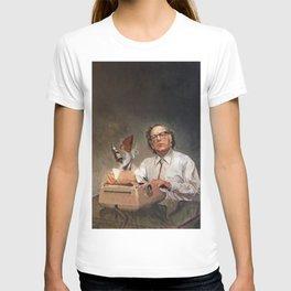 Isaac Asimov - Author of the future   T-shirt