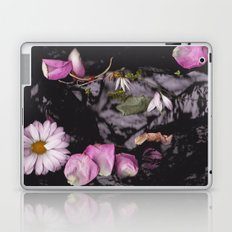 Black/Pink Laptop & iPad Skin