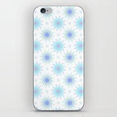 FLOWER PATTERN iPhone & iPod Skin