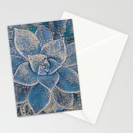 Lace Succulent Stationery Cards
