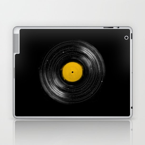 Sound System Laptop & iPad Skin