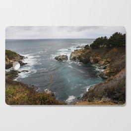 California Coastline Cutting Board