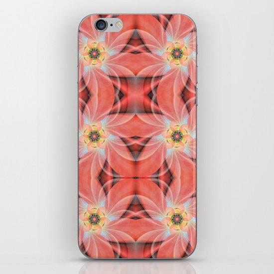 Cherry Blossom Pattern iPhone & iPod Skin