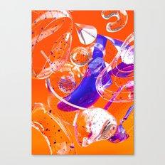 Abstract Arts 01 Canvas Print
