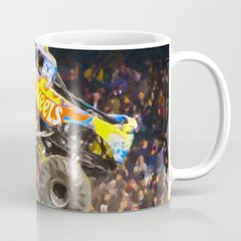 Team Hot Wheels Firestrom Coffee Mug