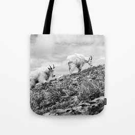 MOUNTAIN GOATS // 4 Tote Bag
