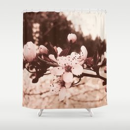 Trees Are Poems... Shower Curtain
