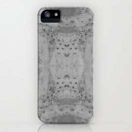Androgino A iPhone Case