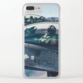 Zeus Clear iPhone Case