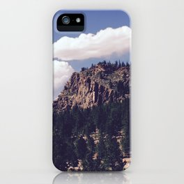 Rocky Mountan iPhone Case