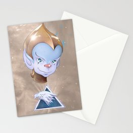 Copper Kid Stationery Cards