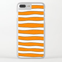 Clownfish Finding Nemo Inspired Clear iPhone Case