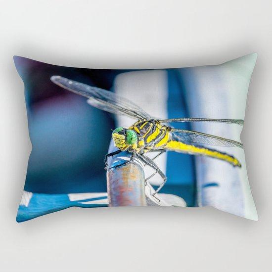Little Bugger Rectangular Pillow