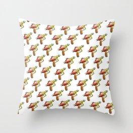 Raygun: 005 Throw Pillow