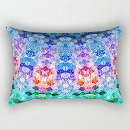 COSMIC KISS Rectangular Pillow