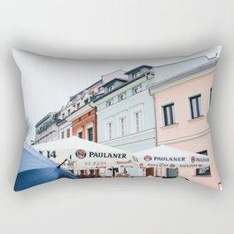 Krakow Square Rectangular Pillow