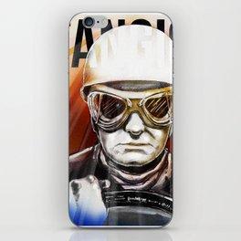 Fangio iPhone Skin