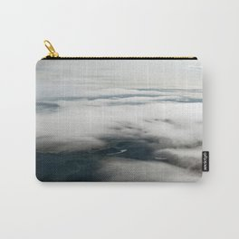Through the clouds Carry-All Pouch