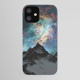 NORTHERN LIGHT ALASKA iPhone Case