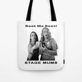 Root Me Boot Tote Bag