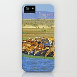 Drink Time iPhone Case